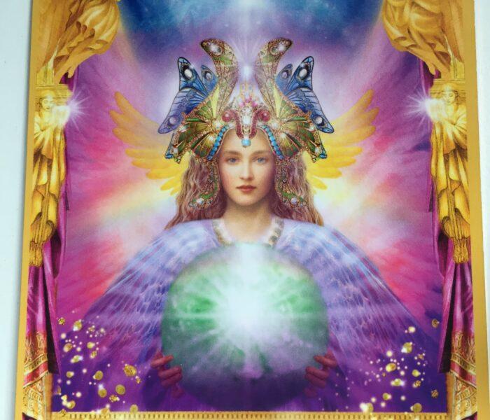 Dagens budskap – Lyssna på din intuition