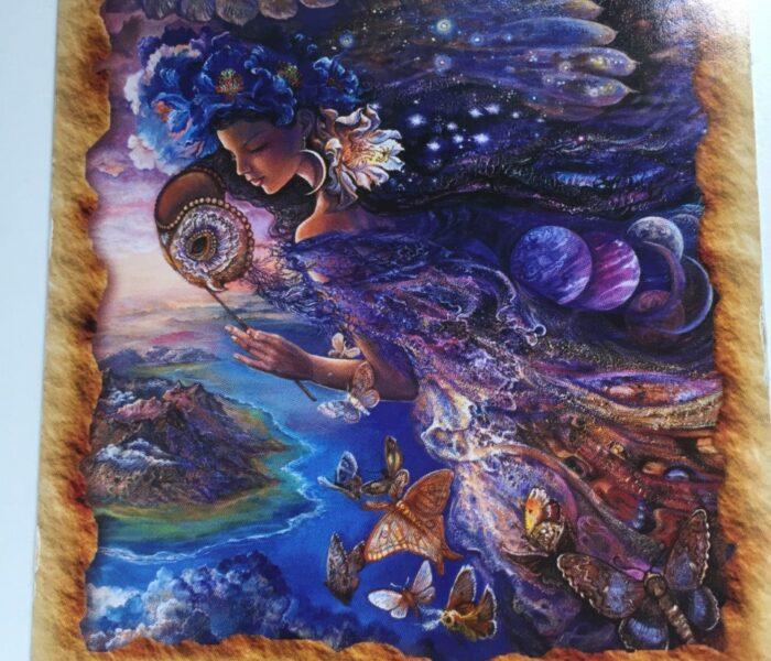 Dagens budskap – Tredje ögats chakra