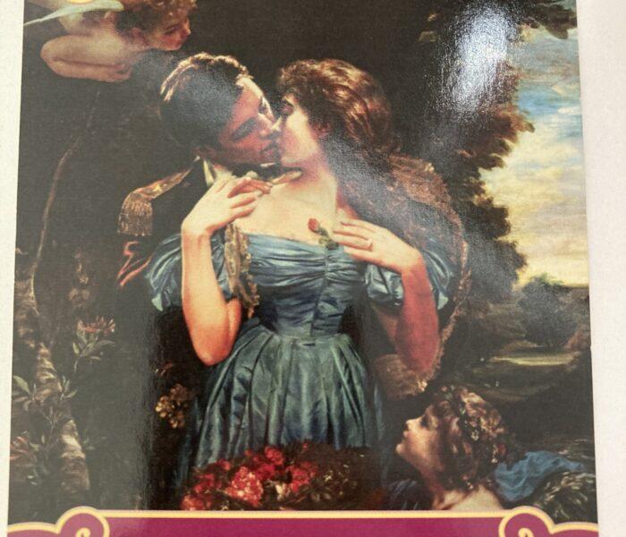 Dagens budskap Romantiska känslor